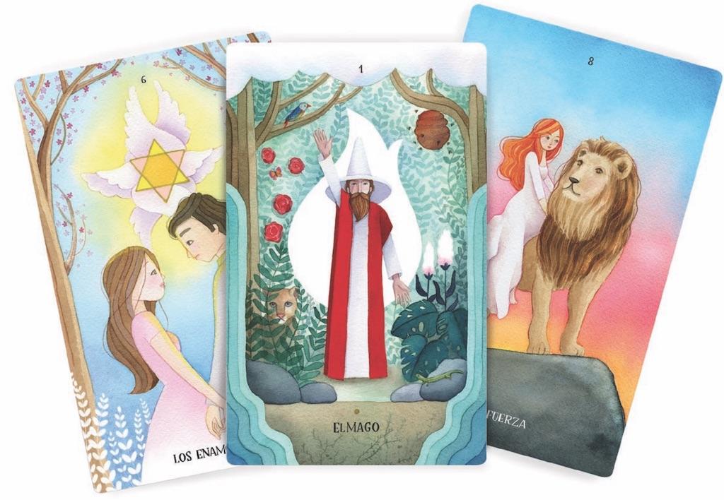 Tarot etérico por Rodrigo Godoy y Florencia Olivos